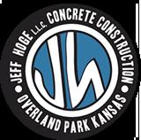 Jeff Hoge Concrete Logo